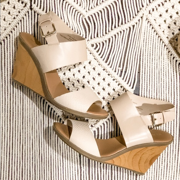 Merona Shoes - Merona Wedge Sandals